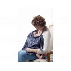 Накидка для кормления малышей (звезды) ROXY-KIDS