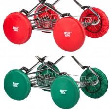 Чехлы на колеса детской коляски ROXY-KIDS (диаметр до 30 см)