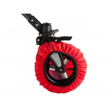 Чехлы на колеса коляски с поворотным креплением оси ROXY-KIDS