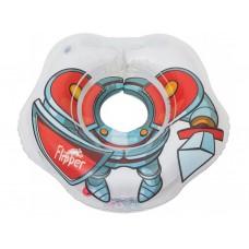 """Круг для купания новорожденных Flipper """"Рыцарь"""" ROXY-KIDS"""